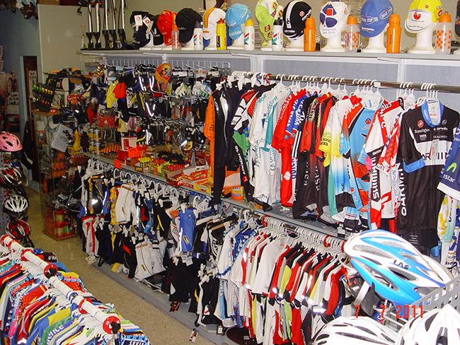 Cierra Sport Bequi Sevilla, la única tienda española sólo de textil ciclista