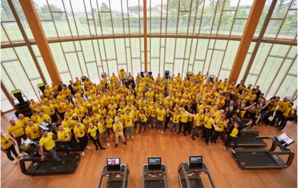 Technogym reúne a 300 operadores fitness en su Fórum 2019