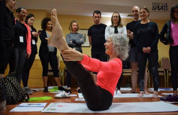 Queda una semana para la celebración del Congreso Internacional de Pilates
