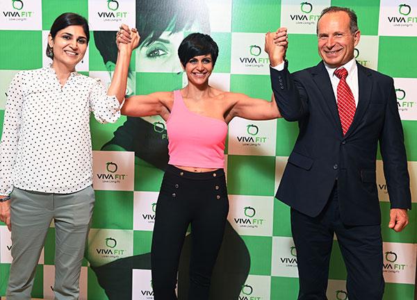 Vivafit se alía con una actriz de Bollywood para crecer en India