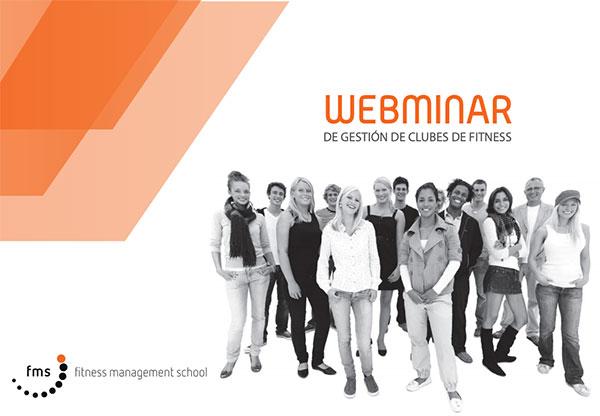 Fitness Management School arranca su ciclo de webinars formativos