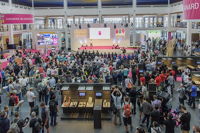 Eurobike anuncia un cambio estructural a partir de 2020