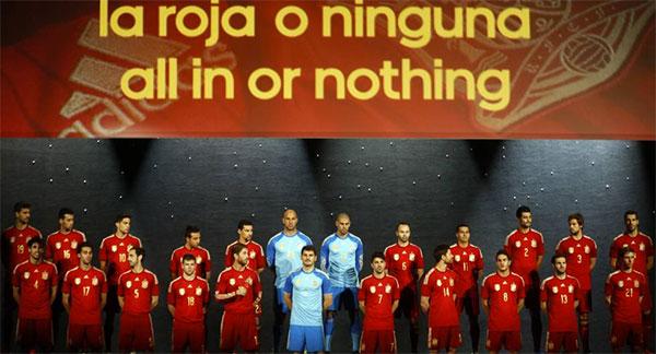 Adidas inicia acciones legales contra la Federación de Fútbol
