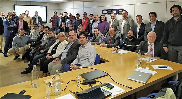 La asociación de empresarios de servicios deportivos a AAPP celebra su primera asamblea general