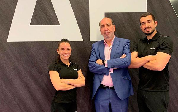 Anytime Fitness triplica su presencia en Madrid