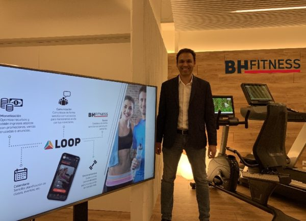 BH Fitness incorpora a Benjamín Arregocés como Digital Manager para EMEA