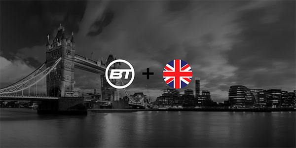 Bodytone se introduce en el Reino Unido