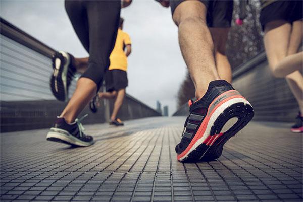 Correr ¿con o sin calcetines?