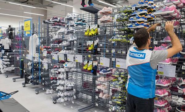 El retail deportivo español redujo a la mitad su índice de crecimiento en 2018
