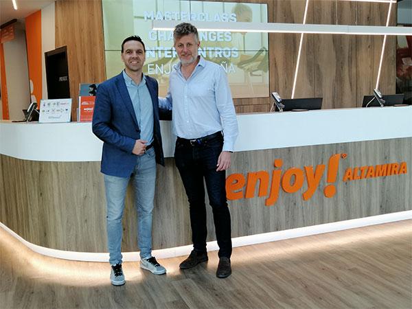 Enjoy Wellness se alía con NSCA Spain para mejorar la calidad del servicio