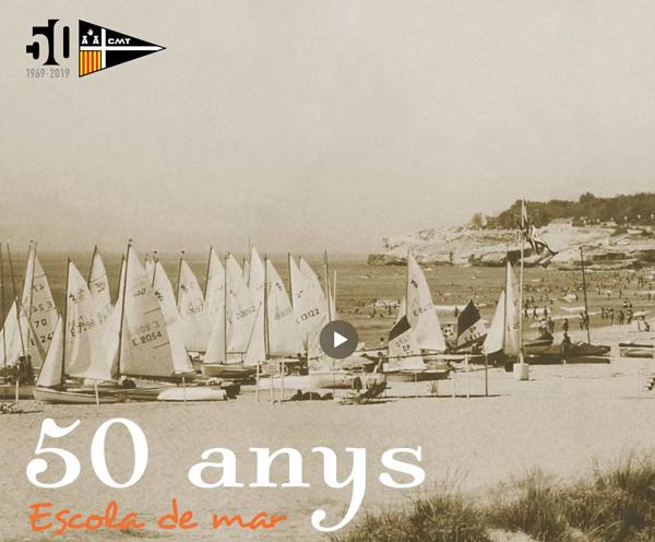 El Club Marítim Torredembarra impulsa los festejos de su 50 aniversario