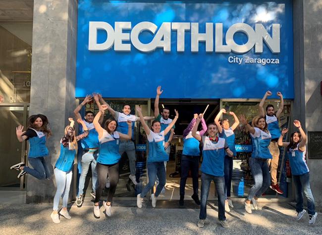 Decathlon amplía su tienda 'city' de Zaragoza