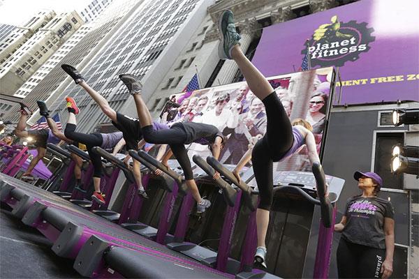 Los gimnasios de Estados Unidos copan el 32% de la facturación del fitness mundial