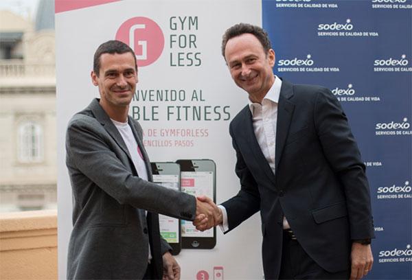 """GymForLess tiende la mano a los gimnasios para """"hacer lobby"""""""