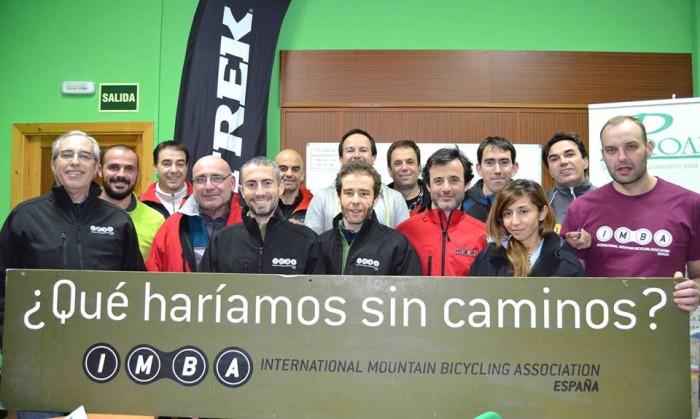 IMBA recauda fondos para frenar las limitaciones a la bici en la Sierra de Guadarrama
