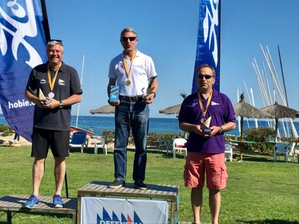 Robert y Sánchez Runde ganan el campeonato de Cataluña 2019 con sendos tripletes
