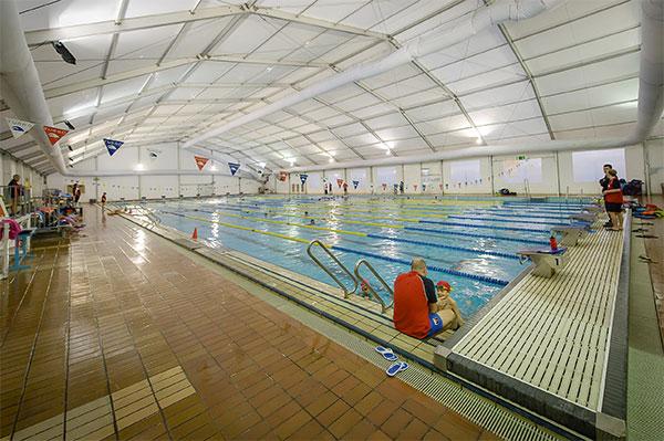 Taller sobre seguridad y programación de actividades en instalaciones acuáticas
