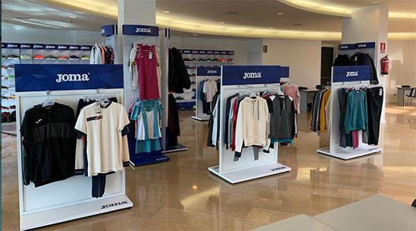 Joma arranca la presentación de su colección Otoño-Invierno 2020