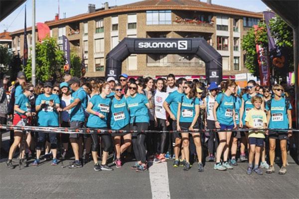 La carrera solidaria Kosta Trail vuelve este domingo