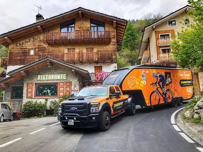 NamedSport será patrocinador oficial del Tour de Francia