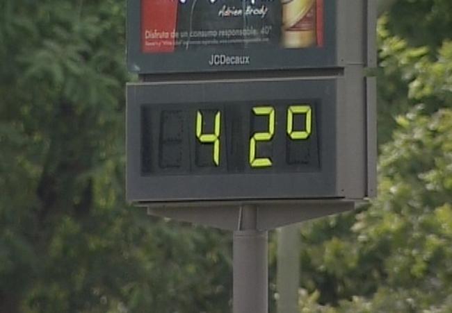 La ola de calor ralentiza las ventas de las tiendas de outdoor