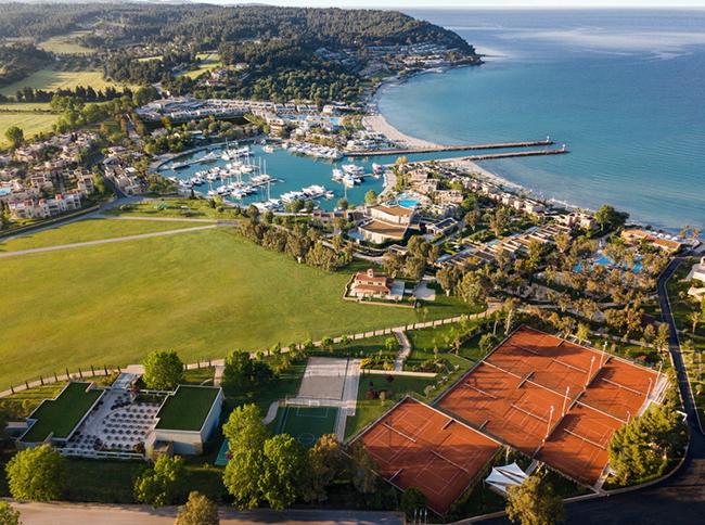 El Rafa Nadal Tennis Centre de Grecia recibe más de 400 jugadores en dos meses