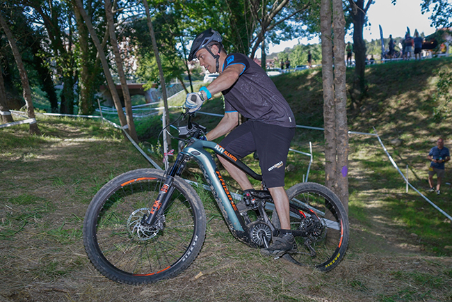 Los tests del Demobike de Sea Otter Europe se incrementan un 100%
