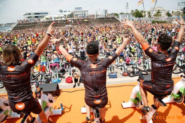 Valencia acoge el Desafío Bestcycling para batir un record mundial