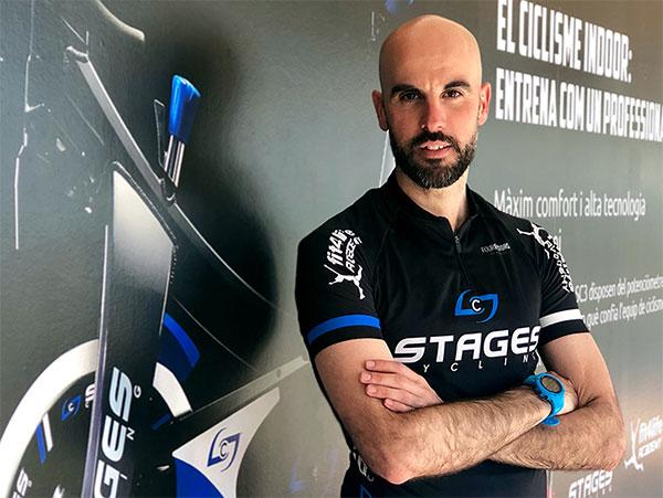 Fit4Life ficha a Xavi Moreno para su equipo de Master Instructors de cycling