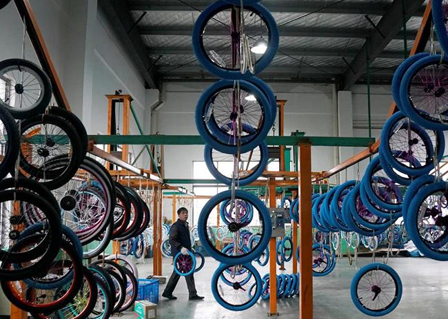 Trump pone contra las cuerdas al mercado ciclista de Estados Unidos