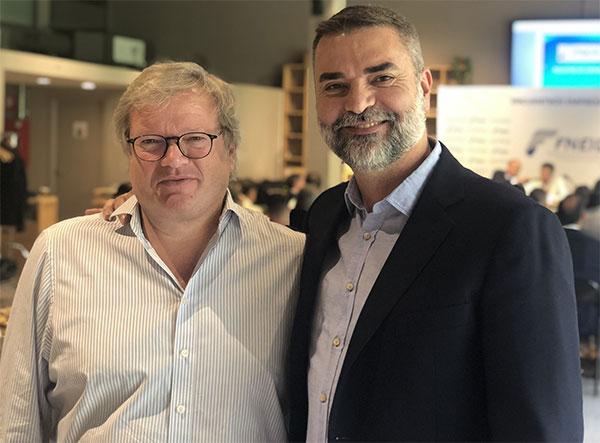 Adecaf y Fneid ratifican su acuerdo de colaboración