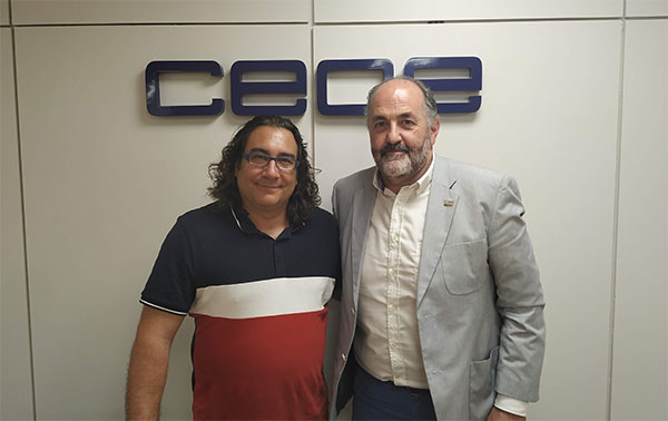 Javier Blanco (Ebone), nuevo presidente de Aeesdap