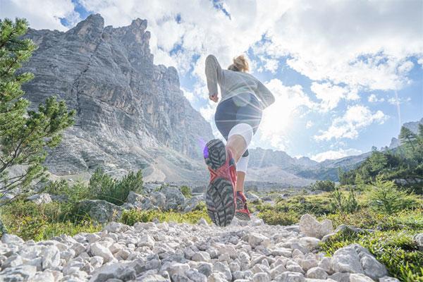 Alimentos para rendir mejor en la alta montaña