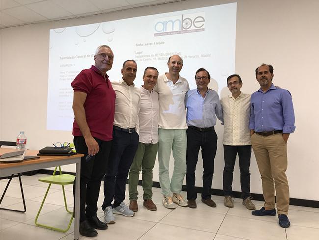 Iñigo Isasa vuelve a ser presidente de AMBE