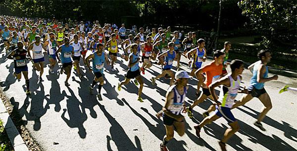Crece la participación en carreras populares
