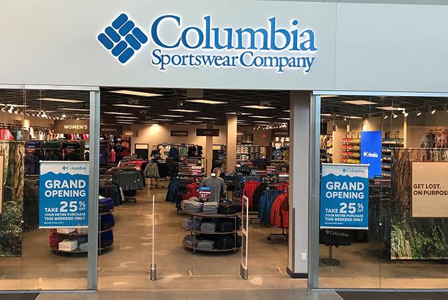 Columbia Sportswear crece un 8% en el primer semestre