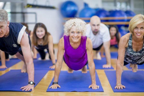 Cómo evitar la sarcopenia con la edad