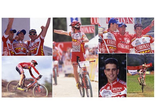 Festibike rendirá tributo a la época dorada del mountain bike español