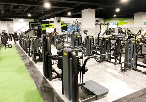 El fitness activa el 'modo verano': se ralentiza la apertura de gimnasios