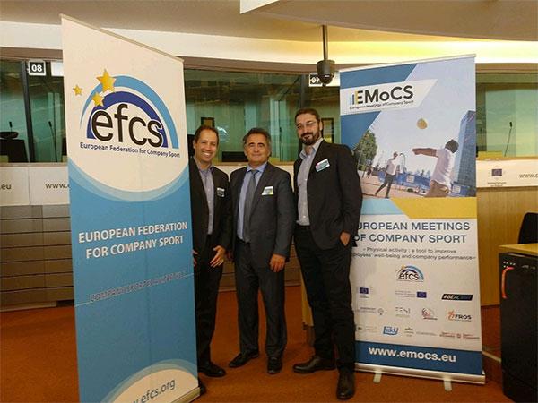 Gympass participa en un workshop europeo para promover la actividad física en las empresas