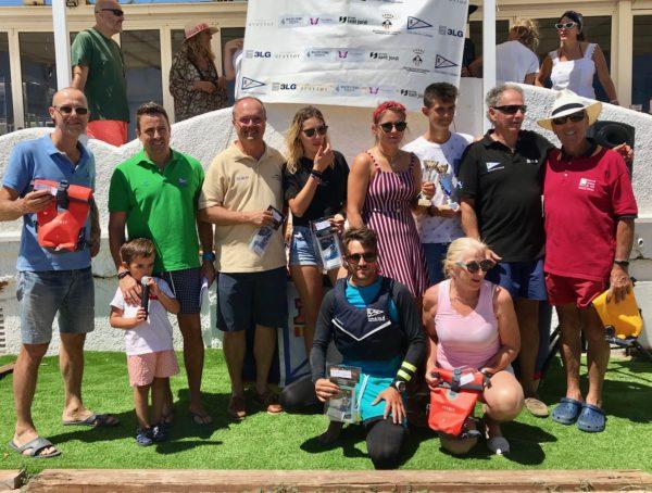 Jordi Obach Rafel se impone en el Trofeo 3LG de Cubelles