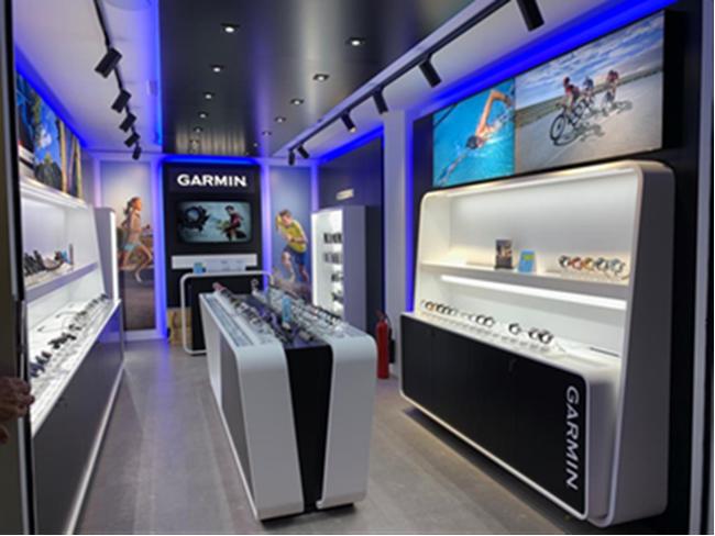 Garmin abre su primera tienda oficial en Andorra de la mano de Viladomat