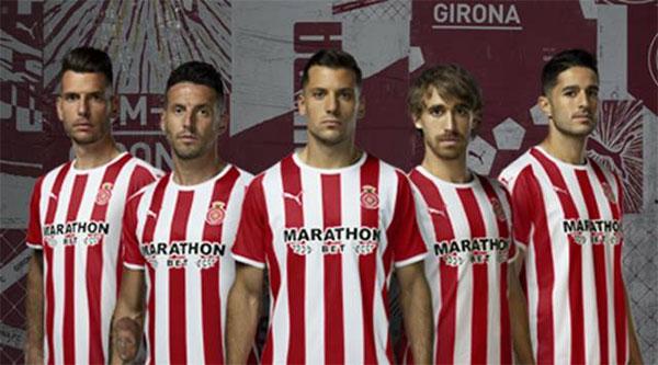 Puma y el Girona rinden homenaje a los seguidores con la camiseta nº12