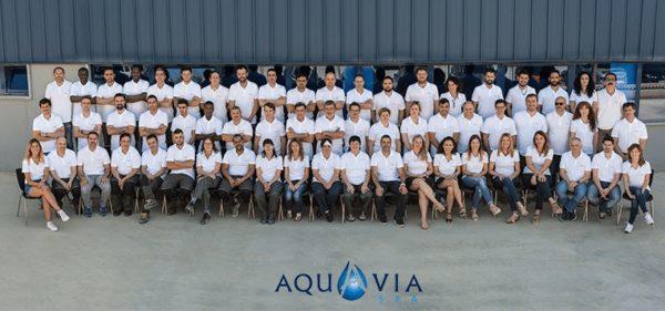 Un incendio destruye la fábrica de Aquavia Spa