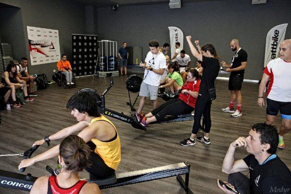 Indoor Triathlon celebra su IV Campeonato Nacional