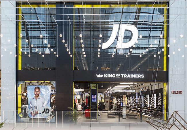 JD Sports suma 55 tiendas en España con la apertura en Toledo
