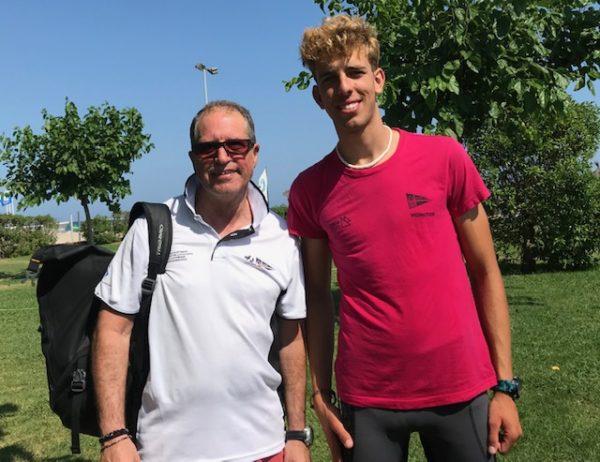Jordi Maré y Pepe Sánchez Runde lideran el Trofeo 50 anys de Torredembarra