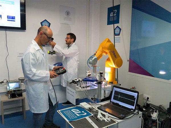 Testea Padel inaugura oficialmente su laboratorio tecnológico de pádel