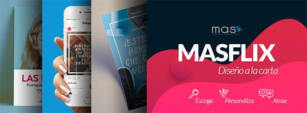 La consultoria MAS lanza un servicio de diseño gráfico a la carta