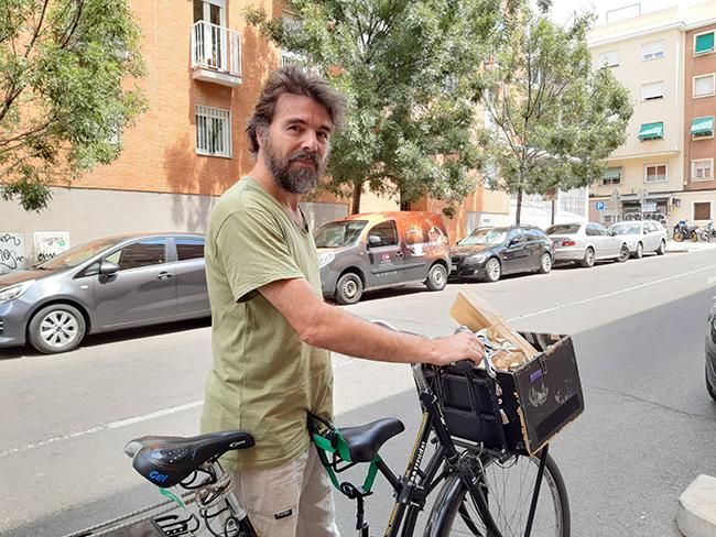Alertan de que el futuro de la bici en Madrid es preocupante y ajeno a los tiempos actuales